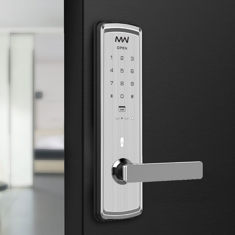 Bluetooth Smart Entrance Lock (Lever Handle)